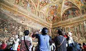 Entrada oficial Museos Vaticanos