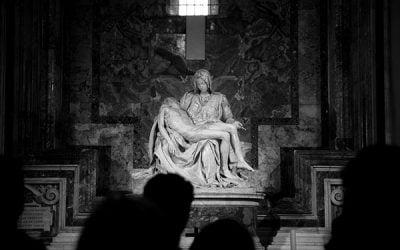 La Pietà de Michelangelo