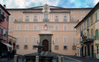 El Palacio Pontificio de Castel Gandolfo